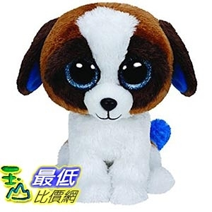 [美國直購] TY Beanie Boos Duke the Dog 6 PLUSH 玩具