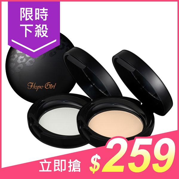 韓國 Hope Girl 控油毛孔緊緻粉餅(6g) 款式可選【小三美日】$299