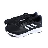 adidas RUNFALCON 2.0 運動鞋 跑鞋 黑色 男鞋 FY5943 no968