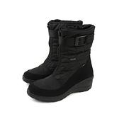 Grünland  靴子 中筒靴 保暖 黑色 女鞋 DO0285 no029