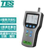 TES泰仕 空氣微粒子濃度量測 TES-5200