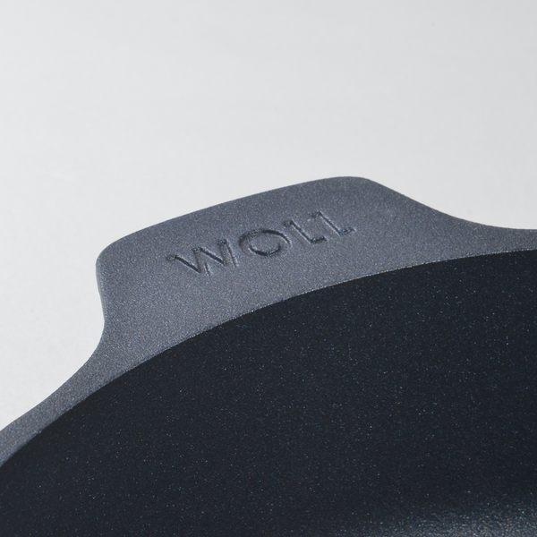 Woll Saphir Lite 輕量藍寶石 圓形平底鍋 不沾鍋 深鍋 炒鍋 28cm 728SL 電磁爐不可用【Casa More美學生活】