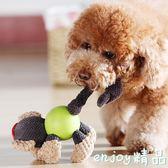 新年鉅惠 狗狗玩具磨牙發聲小型犬泰迪博美比熊金毛幼犬大型犬耐咬寵物用品