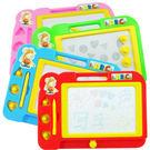 兒童涂鴉彩色畫板幼兒園寶寶磁性寫字板小女孩家用益智玩具2歲3歲