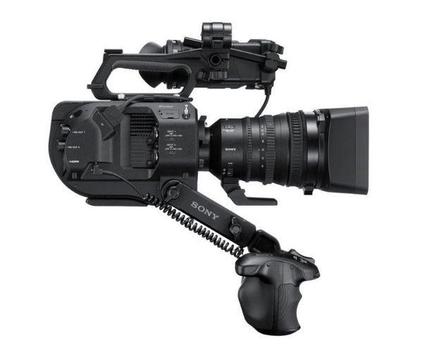 【震博】Sony PXW-FS7M2K 業務用 4K 可交換鏡頭高畫質數位攝影機 (分期0利率;台灣索尼公司貨)