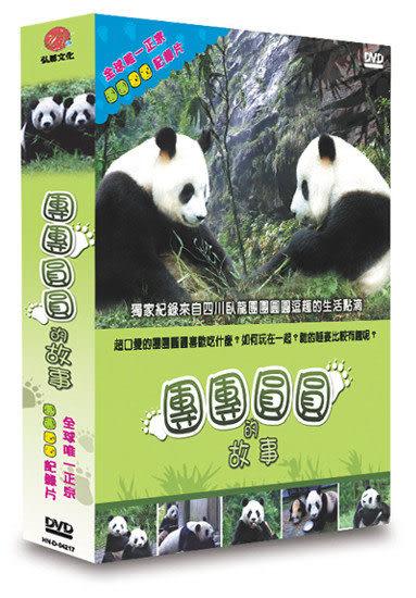 (紀錄片) 團團圓圓的故事 DVD (The Story of Tuantuan and Yuanyuan)