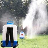新式噴霧器果樹農用大棚電動農藥高壓打藥機多功能噴頭鋰電池噴壺  ATF  極有家
