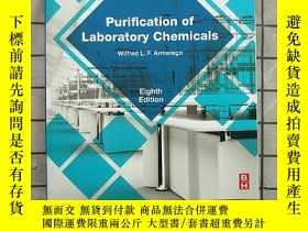 二手書博民逛書店Purification罕見of Laboratory Chemicals進口原版 Y268220 W.L.F