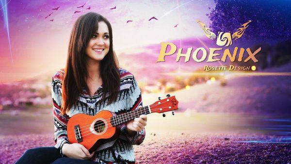 【非凡樂器】PUKA Phoenix 鳳凰系列 PK-PHS 21吋烏克麗麗