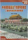 (二手書)中央軍委最高地下指揮所的機密