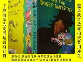 二手書博民逛書店HORRID罕見HENRY AND THE BOGEY BABYSITTER:可怕的亨利和那個可怕的保姆Y20