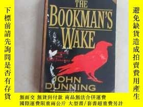 二手書博民逛書店英文書;THE罕見BOOK MAN S WAKE JOHN DU