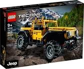 樂高LEGO TECHNIC 吉普車 牧羊人 42122 TOYeGO 玩具e哥