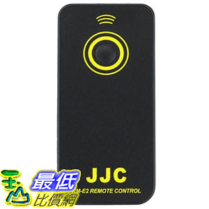 [美國直購 現貨1個] JJC RM-E2 Remote Control For Nikon P900 P900s D7200 D5500 D750 D3300 D7100 (_T10)