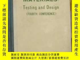 二手書博民逛書店英文原版罕見Composite Materials: Testi