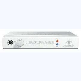 ★集樂城樂器★BEHRINGER F-CONTROL AUDIO FCA202 耳朵牌錄音介面!大特價出清!