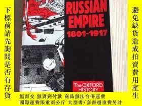 二手書博民逛書店The罕見Russian Empire 1801-1917Y314834 Hugh Seton-watson