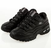 SKECHERS系列-ENERGY 女款黑色老爹休閒鞋-NO.2250BBK