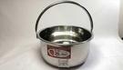 台灣製造 430不銹鋼 20公分提鍋~湯鍋 小火鍋 不鏽鋼鍋《八八八e網購