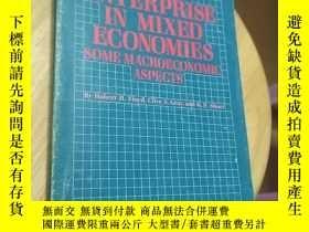 二手書博民逛書店public罕見enterprise in mixed economies(京)Y179933 見圖 見圖