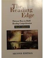 二手書博民逛書店《The Reading Edge : Thirteen Ways to Build Reading Comprehension》 R2Y ISBN:9575864476