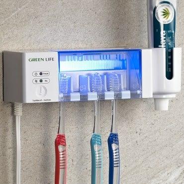 韓國原裝進口 Green Life 遠紅外線牙刷殺菌機 ID-800W-TW