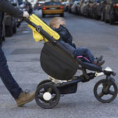 多功能兒童嬰兒推車傘車側掛保溫包大號收納袋衣服掛袋  童趣潮品