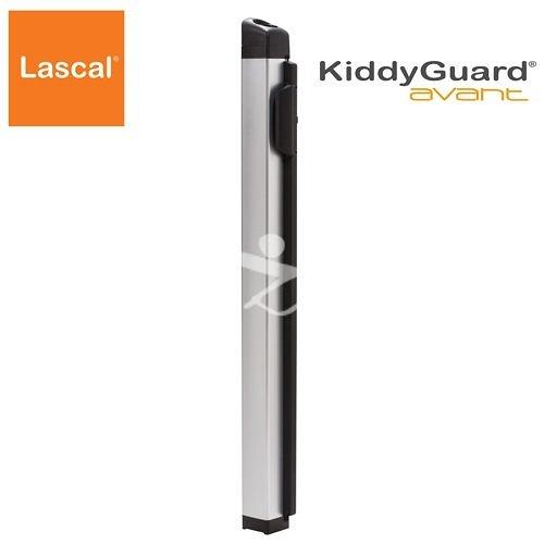 【嬰之房】Lascal KiddyGuard Avant 安全門欄(寬120cm-黑色)