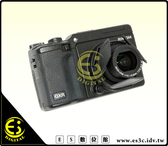 ES數位館 專業級 RICOH GXR S10 24-72mmF 2.5-4.4VC 鏡頭 專用三片式 自動 鏡頭蓋 賓士蓋