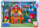 《 Peppa Pig 》粉紅豬小妹歡樂樹屋╭★ JOYBUS玩具百貨