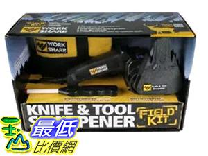[美國直購] Work Sharp WSKTS-KT 磨刀器 Knife and Tool Sharpener Field Kit
