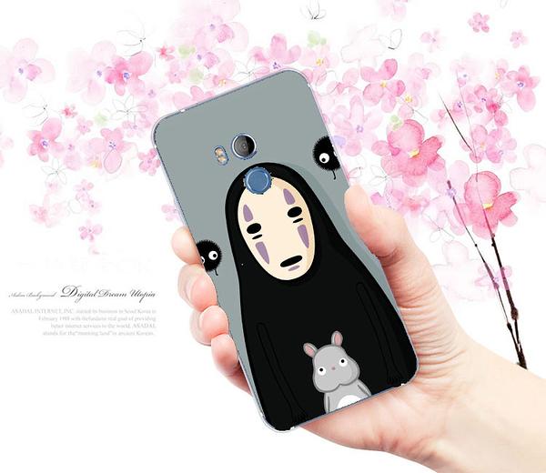 [u11eyes 軟殼] HTC U11 EYES HTC_2Q4R100 手機殼 保護套 外殼 無臉男