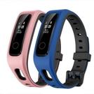 運動智慧手環觸摸全圓彩屏測睡眠計步多功能男女跑步手錶 小山好物