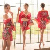 【限時下殺79折】情趣睡衣日式和服風小胸日本制服收腰設計和服洋裝