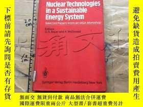 二手書博民逛書店Nuclear罕見Technologies in a Susta