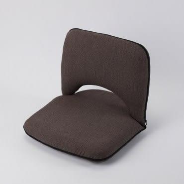和風14段竹節麻和室椅-棕
