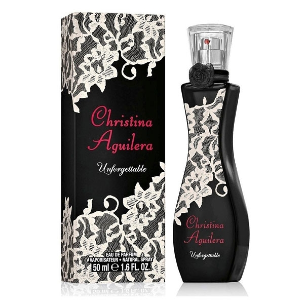 Christina Aguilera 克莉絲汀 無法忘懷女性淡香精 50ml (27844)【娜娜香水美妝】Unforgettable
