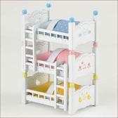 森林家族 家具 嬰兒三層床