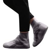 雨鞋套防水雨天鞋套TPE彈力防雨鞋套加厚防滑耐磨戶外矽膠雨鞋套 ciyo黛雅