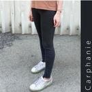 Carphanie卡芬妮 彈性親膚貼身高腰牛仔內搭褲 芭比褲-4色