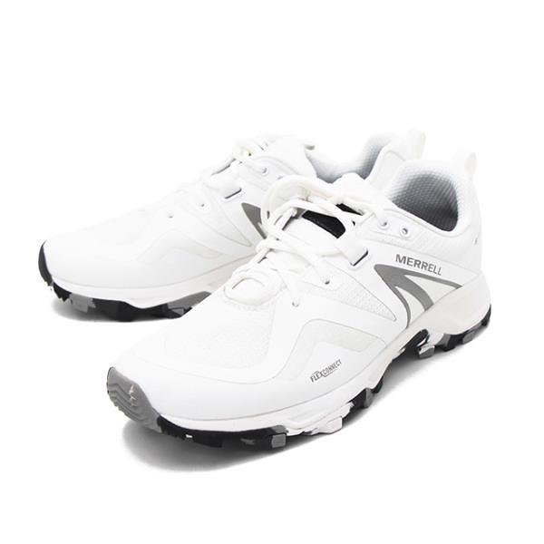 【南紡購物中心】MERRELL(女) MQM FLEX 2 GORE-TEX® HIKING 郊山健行鞋 女鞋 -白(另有黑)