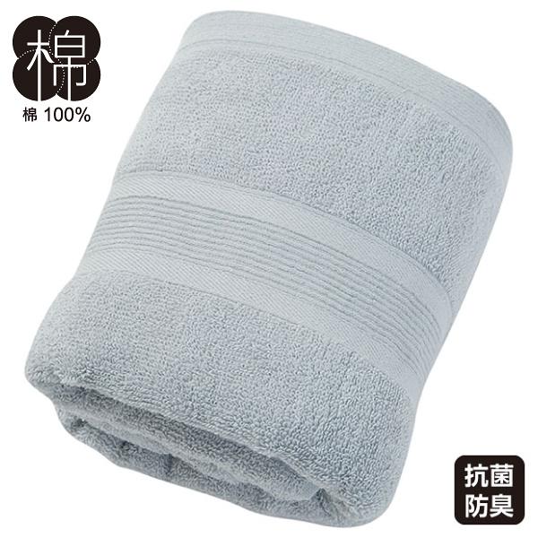 浴巾 DAY VALUE LGY 60×120 NITORI宜得利家居