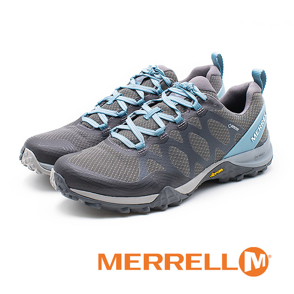 MERRELL Siren 3 GORE-TEX防水郊山健行鞋 女鞋 - 藍(另有黑)