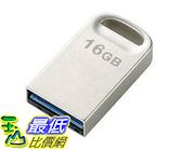 [107東京直購] ELECOM MF-SU316GSV-G USB3.0 隨身碟 16G