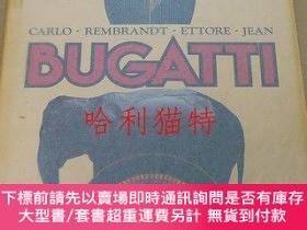 二手書博民逛書店罕見BugattiY403949 Philippe Dejean Editions Du Regard 出版