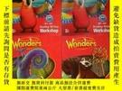 二手書博民逛書店Wonders罕見Rea ding Writing G1-u1、u2、u4、u5(4冊合售)品佳Y254853
