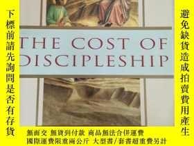 二手書博民逛書店The罕見Cost of Discipleship 【英文原版,