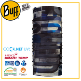 【BUFF 西班牙 Coolnet 抗UV頭巾 冷漠都市】119362/圍脖/帽子/口罩/圍巾/吸溼排汗