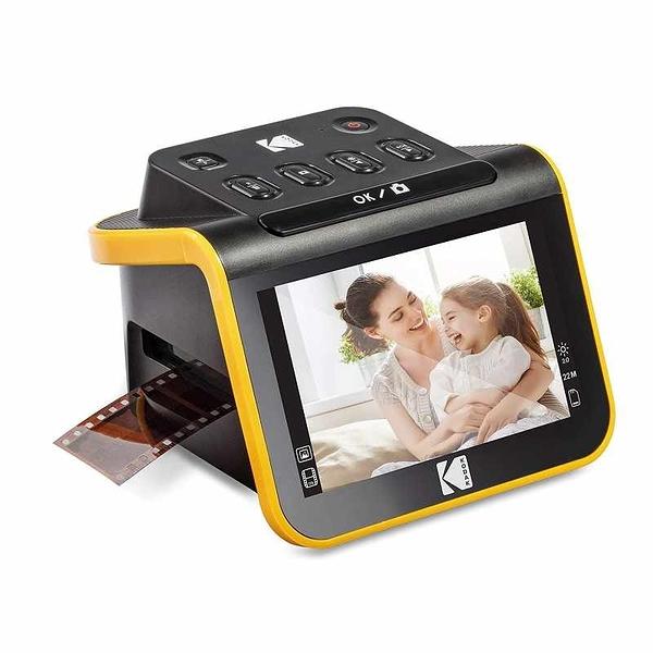 KODAK Slide N SCAN 掃描儀 底片 幻燈片 轉換22MP JPEG 照片 [2美國直購]