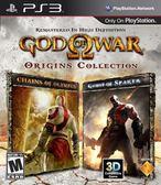 PS3 戰神:起源典藏版(美版代購)